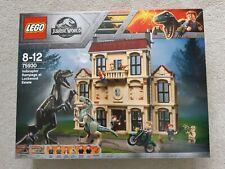 LEGO Jurassic World 75930 indoraptor-devastazione del Lockwood tenuta Nuovo//Scatola Originale