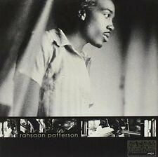 Rahsaan Patterson Same (1997) [CD]