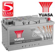 Yuasa Car Battery Calcium 12V 900CCA 100Ah T1 For BMW 5 Series 525 E60 3 d