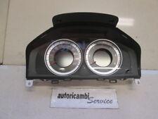 VOLVO XC60 2.4 D AUT 120KW (2013) RICAMBIO QUADRO STRUMENTI CONTACHILOMETRI 3134