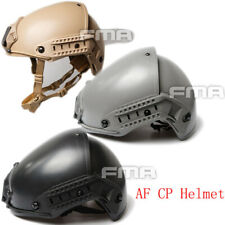 FMA  AF Helmet Tactical Hunting Airsoft 2 In 1 Hickened Version Protect Head Dry