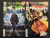 Batman #95-100 Joker War Parts 1-6 Complete SET Main Covers 1st Print DC Comics