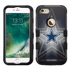 for Apple iPhone 8 Plus Armor Rugged Hard Hybrid Case Dallas Cowboys #BG
