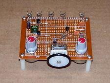 LOW COST - ShortWave transistor Radio Shack SW receiver UNBUILT project KIT set