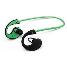 Urbanz Extreme Wireless Bluetooth Ipx6 Waterproof Headphones With Nechband Green