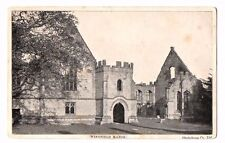 Derbyshire - Wingfield Manor - Postcard Franked 1917