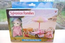BNISB SYLVANIAN FAMILIES DOLLY'S CANDY FLOSS SET, RARE & HTF