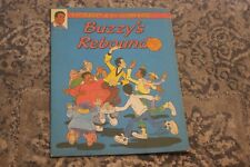 Fat Albert and the Cosby Kids Buzzy's Rebound Comic Book 1990 VINTAGE
