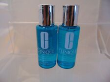 Clinique rinse-off Eye makeup solvent 120 ml ( 2 x 60ml ) -NEW