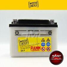 BATTERIA MOTO FIAMM FB4L-B 12V 4AH + ACIDO 7904436 YB4L-B