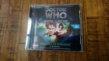 Doctor Who ~ Big Finish Audio Drama CD ~ Trouble in Paradise
