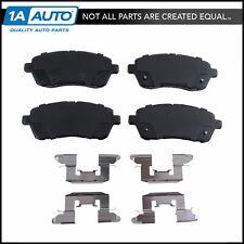 Front Premium Posi Semi Metallic Disc Brake Pad Set for 11-14 Mazda 2 New