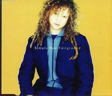 Simply Red / Fairground - CD1