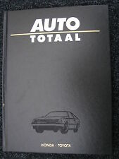 Auto Totaal, Honda - Toyota (HIS-JEN) (Nederlands) no dust cover