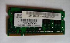 1 GB laptop memory-Testato FRM di lavoro portatile Acer ZG8-Compatibile con gli altri