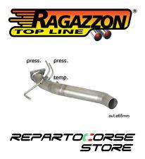 RAGAZZON TUBO SOSTITUZIONE FILTRO ANTIPARTICOLATO AUDI Q7 (4L) 3.0TDi V6 176kW
