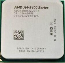 AMD APU A4-Series A4-3400 2.7GHZ Socket FM1 GPU Radeon HD6410D