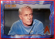 "STAR TREK TOS 50th Anniversary - ""THE CAGE"" - GOLD FOIL Chase Card #20"