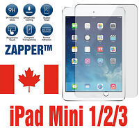 Tempered Glass Screen Protector for Apple iPad Mini 1 / 2 / 3 - Fast Shipping