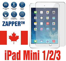 Tempered Glass Screen Protector for Apple iPad Mini 1 / 2 / 3 - ZAPPER™