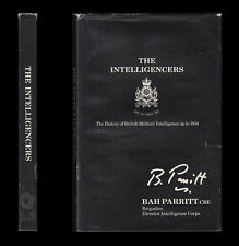 The Intelligencers BRITISH MILITARY INTELLIGENCE TO 1914 Crimea SUDAN Sth Africa