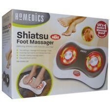 HoMedics FM-S149-GB Shiatsu Foot Massager With Heat Brand New