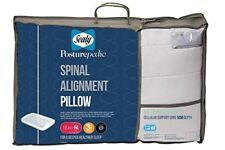 Sealy Posturepedic Spinal Alignment Pillow, Core depth 5cm - Medium