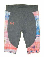 Under Armour Infant Girls Gray Capri Length Legging Size 18M