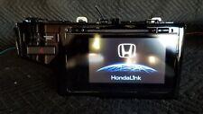 2015-17 Honda Fit Genuine Navigation/GPS/Radio Touchscreen Display Unit