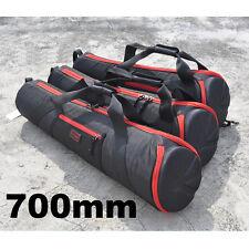 700mm Camera Tripod Carry Bag Travel Light Stand Case Shoulder Strap 27.5 Inch