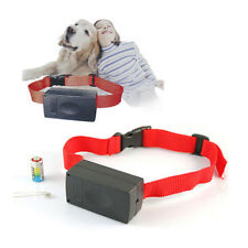 Electronic Anti-Bark No Barking Training Shock Collar For Medium/ Large Dog Pet