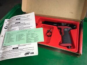 "RG12D2Q, ARO/Ingersoll Rand, Pistol Air Tool, Postive Clutch, 1/4"" Hex, 1000rpm"