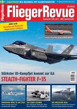 us-kampfjet STEALTH FIGHTER F-35 kommt per ILA - in der fliegerrevue