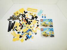 *TWO SETS* LEGO Town 6352 Cargomaster Crane. 90-100% Complete w/ manuals* CLEAN