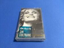 "CHI COLTRANE ""THE BEST OF CHI COLTRANE"" MC K7 TAPE CBS NEW SEALED VERY RARE"