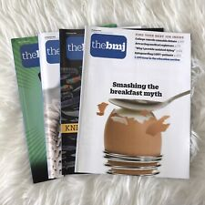 The BMJ February 2019 Magazines Full Month x 4 British Medical Journal Medicine