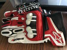Alpinestars Octane S-Moto Gloves Sport Riding Size Extra Large Red