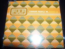 Pulp Common People '96 - Promo CD Single – Like New