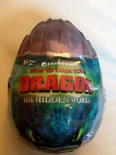 Dreamworks How To Train Your Dragon The Hidden World Purple Egg With Plush