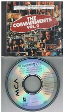 The Commitments ‎– The Commitments Vol.2 - CD 1992