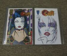 SHI #1 Premiere Issue 1st Printing & Fan Appreciation Edition AUTOGRAPHED Tucci