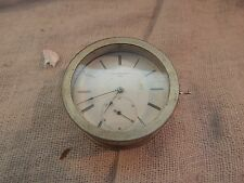 Vintage Waltham Clock Co Car Clock Louis H. Laval 1