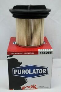 Purolator Fuel Filter F55055 For FORD DIESEL FREE SHIPPING