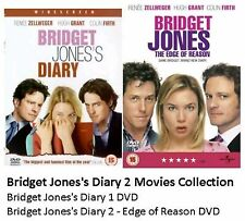 Bridget Jones Diary Complete Collection 1 2 colin Firth, Jim NEW UK R2 DVD
