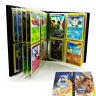 Pokemon Cards Album Binder Folder Book List Collectors Two Side 240 Cards Holder