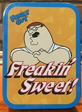 2004 Family Guy Freakin' Sweet Deck of Cards Used Complete Stock 529