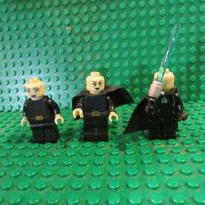 Lego STAR WARS lot 3  barriss offee & LUMINARA UNDULI Light Up  7260 No Cape
