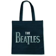 The Beatles: 'Classic Logo' Shopping Bag