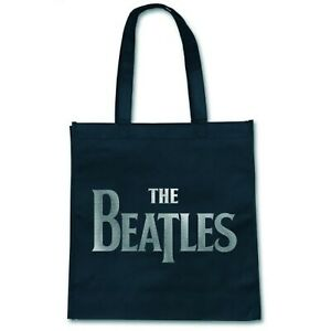 The Beatles: 'Classic Logo' Shopping Bag