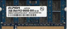 NEW 2GB HP Compaq Mini-Note 1010NR/1030NR Netbook/Notebook DDR2 RAM Memory